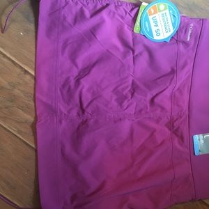 Brand new with tags!!!  Columbia skort!